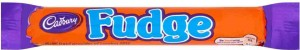 Cadbury Fudge bar 24g