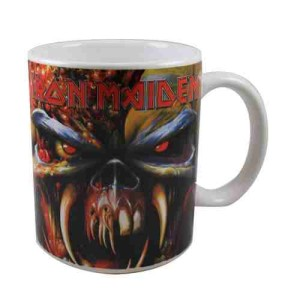 Iron Maiden The Final Frontier Mug