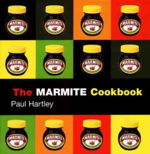 The Marmite Cookbook - Hardcover