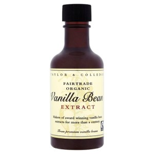 Taylor & Colledge Vanilla Bean Extract 100ml