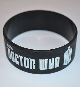 Doctor Who: 50th Anniversary Wristband