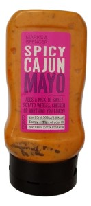 Marks & Spencer Spicy Cajun Mayo 280ml