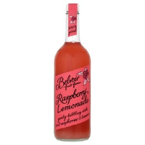 Belvoir Raspberry Lemonade Presse 750ml