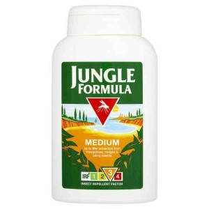 Jungle Formula Medium Lotion Insect Repellent 175ml