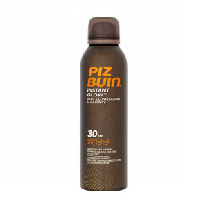 PIZ BUIN Instant Glow Sun Spray SPF30 150ml PIZ BUIN Instant Glow Sun Spray SPF30 150ml