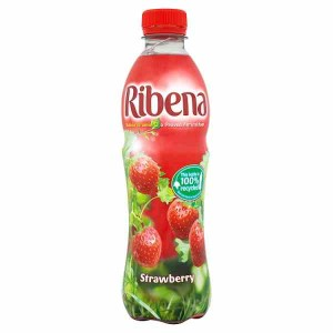 Ribena Strawberry Juice Drink 500ml