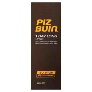 PIZ BUIN 1 Day Long Protection Lotion SPF 30 200ml