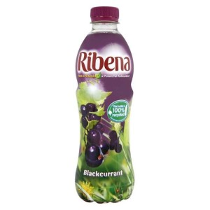 Ribena Blackcurrant Juice Drink 500ml