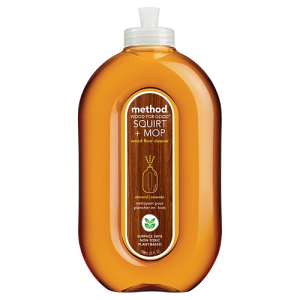 Method® Touch Wood Non-Toxic Floor Cleaner Almond 730ml
