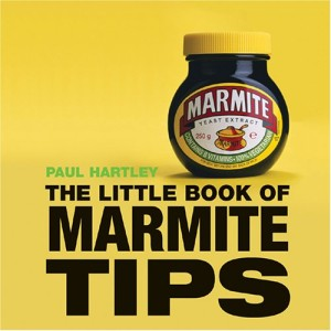 Little Book of Marmite Tips - Paperback