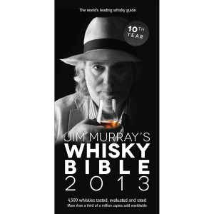 Jim Murray's Whisky Bible 2013 [Paperback]