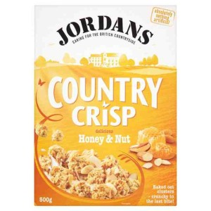 Jordans Country Crisp Honey Nut 500g