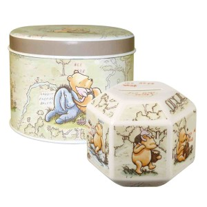 Disney Winnie The Pooh 100 Acre China Money Box