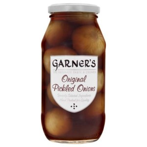 Garner's Pickled Onions 454g