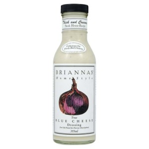 Brianna's True Blue Cheese Dressing 355ml