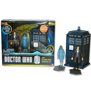 Doctor Who: Hide Caliburn House Playset