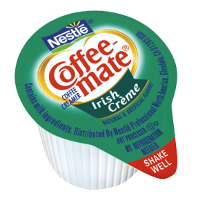 Coffee-Mate Liquid Creamer Irish Crème 11ml Single Serve