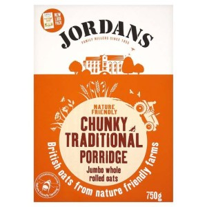 Jordans Chunky Jumbo Traditional Porridge Oats 750g