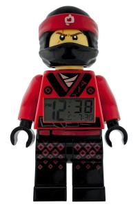 LEGO Ninjago Movie Kai Minifigure Alarm Clock