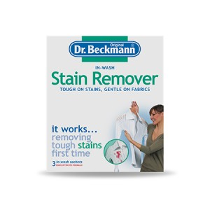 Dr. Beckmann In Wash Stain Remover 5 x 40g sachets