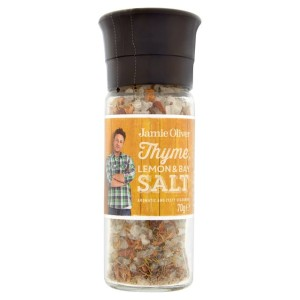 Jamie Oliver Small Grind Mill Thyme Lemon 70g