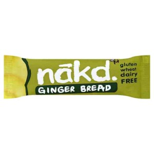 Nakd Ginger Bread Raw Bar 35g