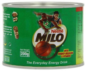 Nestle Milo Energy Cocoa Powder Drink 200g