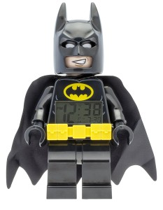 Lego Batman Minifigure Alarm Clock