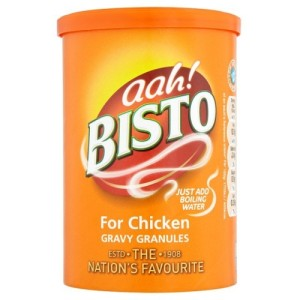 Bisto Gravy Granules for Chicken Dishes 170g