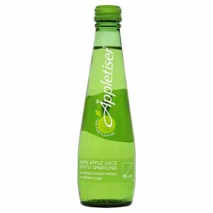 Appletiser Sparkling Aple Juice 275ml bottle