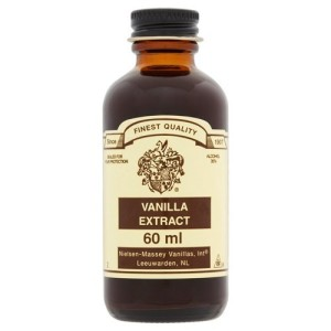 Nielsen Massey Finest Quality  Vanilla Extract 60ml