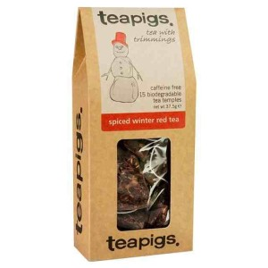 Teapigs Spiced Winter Red Tea 15 per pack