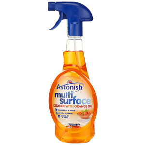Astonish Multi Surface Cleaner with Orange Oil 750ml