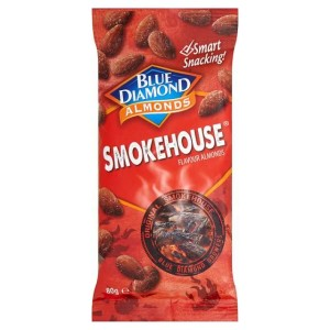Blue Diamond American Smokehouse Almonds 65g