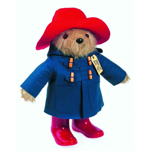 Large Traditional Paddington Bear 46cm Tall