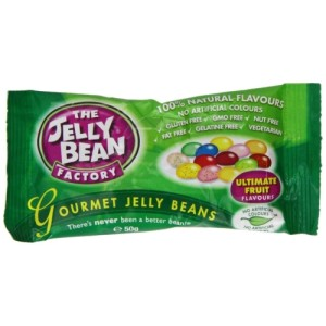 The Jelly Bean Factory Gourmet Beans 50g
