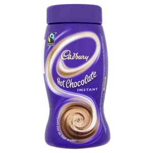 Cadbury Instant Hot Chocolate 280g