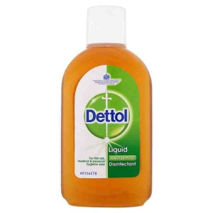 Dettol Brown Liquid 250ml