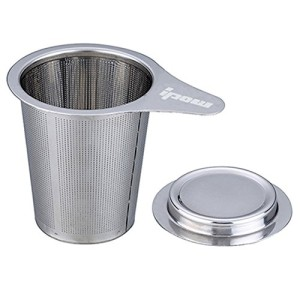 IPOW Extra Fine Tea Infuser Strainer for Mugs & Teapots