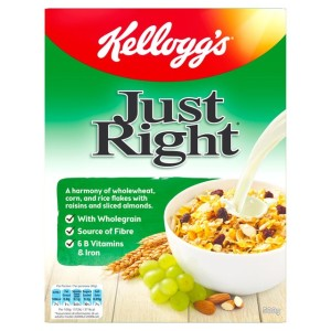 Kellogg's Just Right 500g