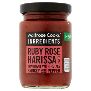 Cooks' Ingredients Ruby Rose Harissa Paste Waitrose 95g