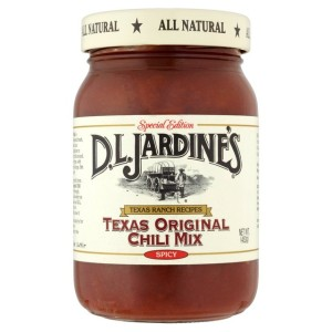 D.L.Jardine's Texas Original Spicy Chilli Mix 453g