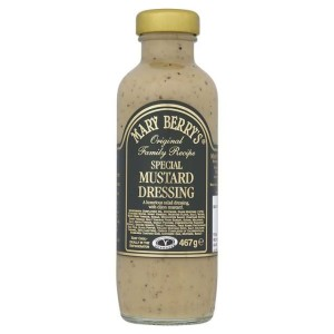 Mary Berry's Mustard Dressing 467g