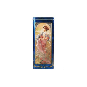 Churchill's Four Seasons Tin with Fruit and Lemon Biscuits 250g