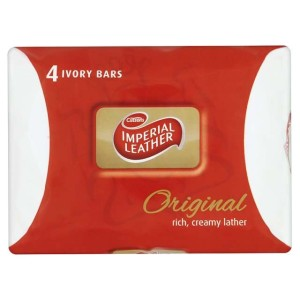 Imperial Leather Original Soap 4 x 100g
