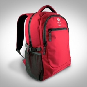 London 2012 Olympics Team GB Red Rucksack