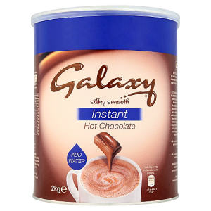 Galaxy Instant Silky Smooth Hot Chocolate 2kg