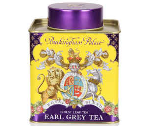 Buckingham Palace Earl Grey Loose Leaf Tea Caddy 125g