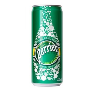 Perrier Sparkling Water 330ml