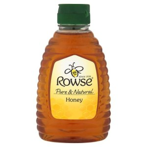 Rowse Blossom Pure & Natural Squeezable Honey 340g